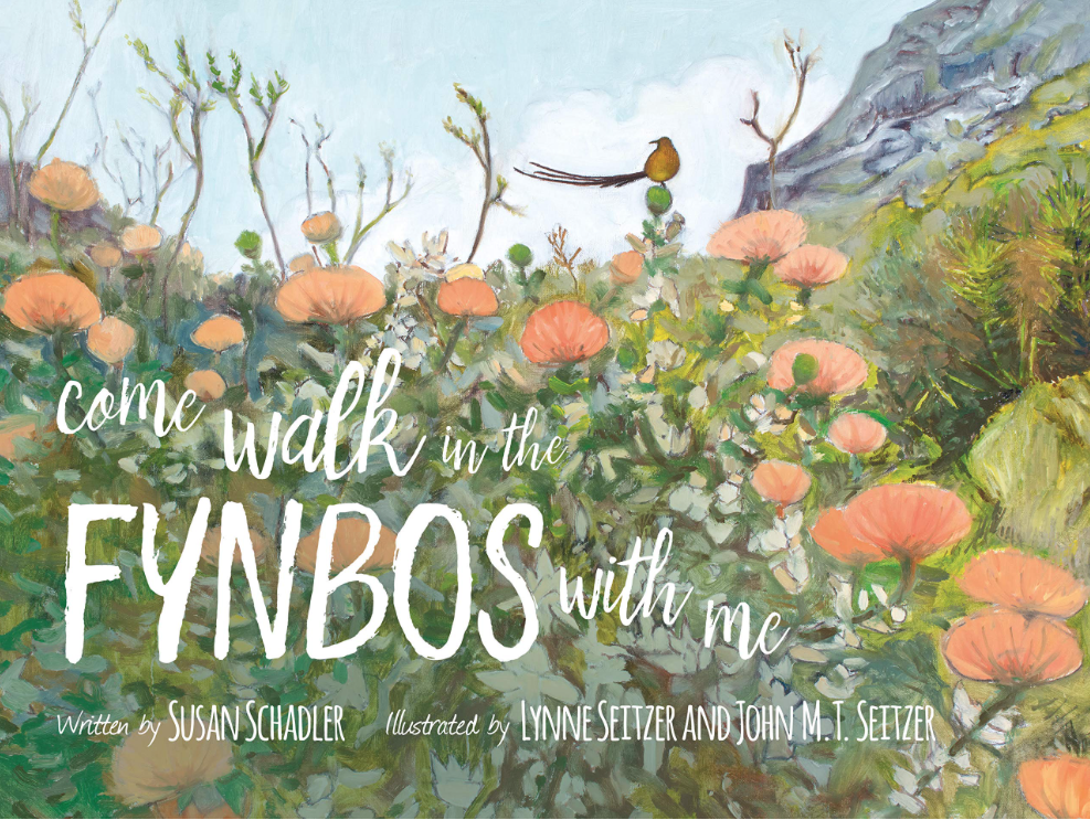 Come Walk In The Fynbos With Me